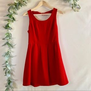 Forever 21 | Res Dress With Open Back